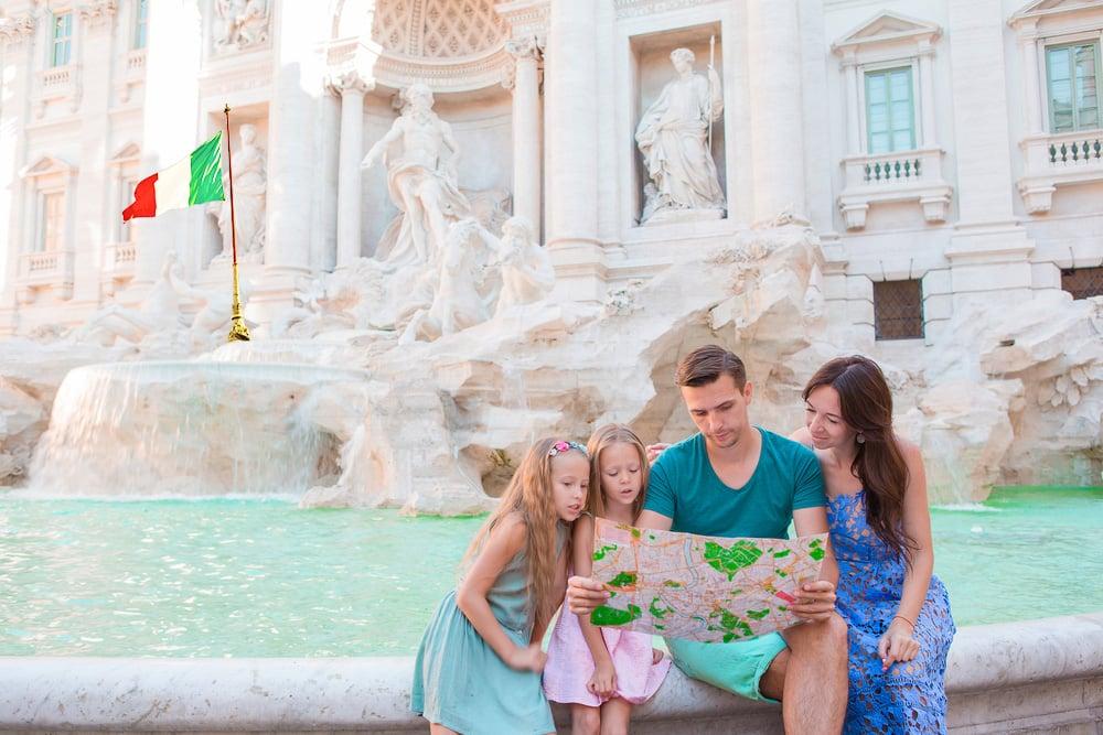 تأشيرة لم شمل الأسرة في إيطاليا