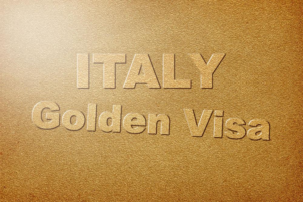 التأشيرة الذهبية لإيطاليا: الحصول على الجنسية الإيطالية عن طريق الاستثمار
